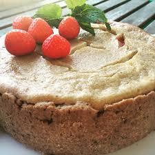 kaesekuchen in kleiner 16 cm form gebacken just