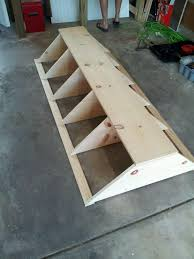 Build A Wood Shelving Unit by Best 25 Diy Corner Shelf Ideas On Pinterest Corner Shelf