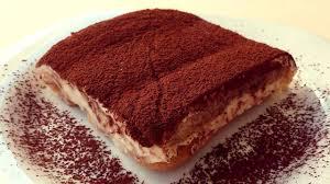 tiramisu torte mit löffelbiskuit tiramisu rezept