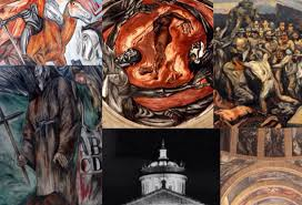 Jose Clemente Orozco Murales Hospicio Cabaas by Welcome By Patricia Laborde
