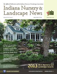 Eby Pines Christmas Trees Hours by Indiana Nursery U0026 Landscape News March April 2014 By Indiana