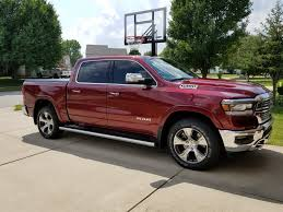 100 Patriot Truck Delmonico Red Or Blue 5th Gen General Discussion 2019