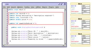 Declaring Initializing And Using Variables In Java