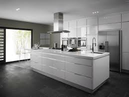 Kitchen Ideas Modern Cabinets Colors Awesome Grey White Isla