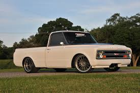 This Gorgeous '68 Chevy C10 Truck, By Tom Argue Design, Is Powered ...