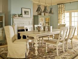 Country Style Living Room Sets by Spice Up Your Dining Room With Stylish Slipcovers Hgtv