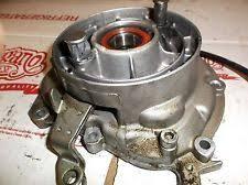 2009 Vespa LXV 150 Engine Side Cover