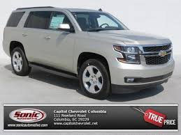 Chevrolet Tahoe South Carolina 20 champagne Chevrolet Tahoe Used