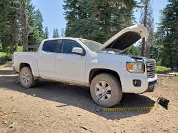 Yokohama Geolandar A/T G015 255/75/17 - Review - Chevy Colorado ...