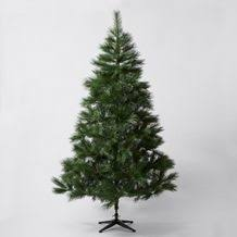 Emerald Pine Christmas Tree 213cm
