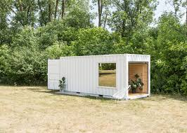 100 Convert A Shipping Container Into A House White Container Serves As Boutique For Luxury Sports Brand Needs Wants