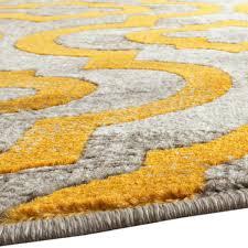webteppich kurzflor wohnzimmer indoor teppich grau gelb indoor rugs pacific evergreen grey yellow 124 183 cm teppich für den wohnbereich innen