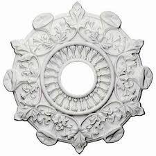 Two Piece Ceiling Medallions Cheap by Ceiling Medallions Moulding U0026 Millwork The Home Depot