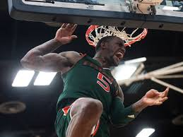 Miami Edges Fresno State On Last-second Dunk To Reach Wooden Legacy ...