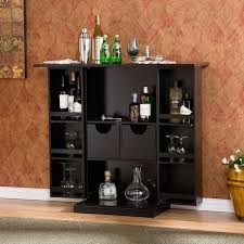 liquor storage cabinet home bar furniture drinks office mini bar