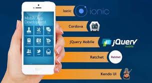 Top 5 Hybrid Mobile App UI Frameworks – OmkarSoft Blog