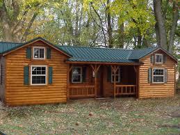 TINY HOUSE TOWN Amish Cabin pany Kits Starting at $16 350