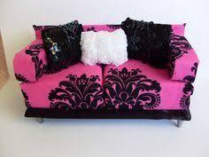 Barbie Living Room Furniture Diy by Barbie Furniture Diy My Barbie Creations Pinterest Barbie