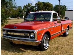 100 Truck For Sale In Texas 1969 Chevrolet PICKUP OTHER CST10 CUSTOM CAMPER For