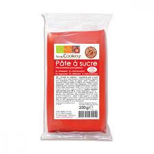 pâte à sucre 250g scrapcooking loisirs créatifs pâte