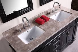 alluring double sink vanity top 60 inch bathroom best luxurious