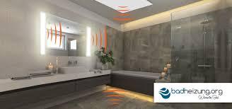 die ideale badheizung infrarotheizung fürs badezimmer