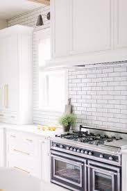 Tiling Inside Corners Backsplash by Beveled White Subway Tile Nope I Don U0027t Like The Beveled As