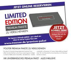 polster premium pakete zu verschenken angebot bei trösser