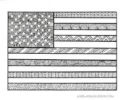 Best 25 American Flag Coloring Page Ideas