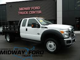 100 Used Truck Flatbeds 2015 Ford F450 Flatbed For Sale At Midway Ford Center
