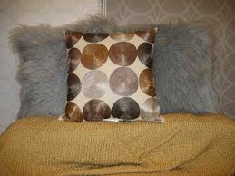 Pier One Canada Decorative Pillows by Furniture Appealing Striped Indoor Bench Cushions On Cozy Lowes