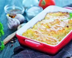 boursin cuisine recettes recette gratin de pommes de terre au boursin cuisine