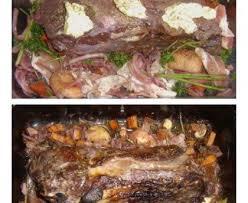 comment cuisiner une cuisse de sanglier gigot de sanglier recette de gigot de sanglier marmiton