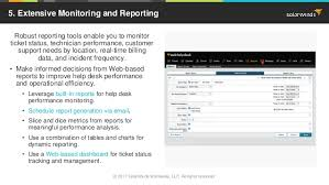 solarwinds web help desk pricing top 5 reasons to use web help desk for ticketing management
