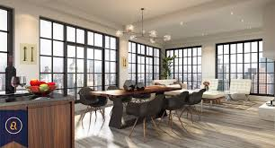 100 Duplex For Sale Nyc New York Loft Style Three Bedroom Condo For In Ekkamai Bowery