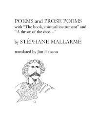 Poems And Prose By Stephane Mallarme Jim Hanson