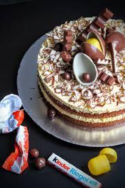 kinderschokolade torte backen kuchen und torten kuchen