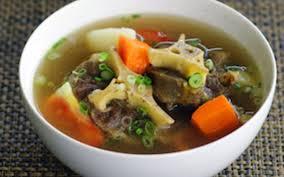 cuisine indonesienne cuisine indonésienne nasi goreng rendang sop buntut nasi rawon