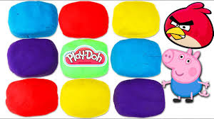 cars pate a modeler oeufs pâte à modeler play doh jouets peppa pig hello
