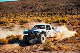 100 Trophy Truck Racing Racer Captures Weatherman Memorial PCI Radios 48th