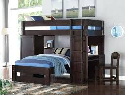 twin bed with desk bunk beds twin loft bed with desk walmart