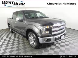 100 West Herr Used Trucks 2017 Ford F150 For Sale Lockport NY