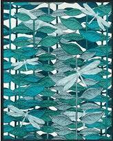 PTM Images Dragonflies Decorative Framed Canvas Wall Art Medium Black