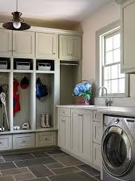 Mudroom Laundry Room Design
