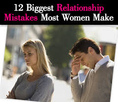 12 Biggest Relationship Mistakes Most Women Make Post Image