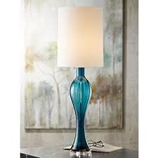 Fillable Table Lamp Clear Glass by Tall Table Lamps Large Designs 36 Inches High And Up Lamps Plus