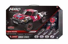 Toy State 94497 - Nikko RC Elite Trucks Ford F-150 Raptor Vehicle   EBay Nikko Jeep Wrangler 110 Scale Rc Truck 27mhz With Transmitter Vintage Nikko Collection Toyota Radio Shack Youtube Off Road Buy Remote Control Cars Vehicles Lazadasg More Images Of Transformers 4 Age Exnction Line Cheap Rc Find Deals On Line At Alibacom Toy State 94497 Elite Trucks Ford F150 Raptor Vehicle Ebay Chevrolet 4x4 Truck Evo Proline Svt Shop For Title Ranger Toys Instore And Online