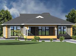 100 Best House Designs Images Some Plans In Kenya 3 Bedrooms Bungalows HPD