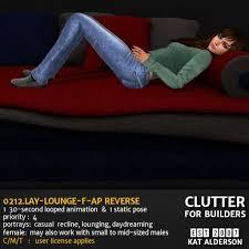 0211 Recline Lounge X AP Reverse This classic laid back uni