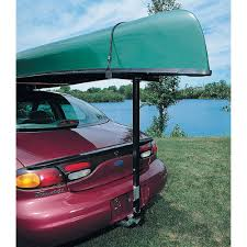 T Bone Bed Extender by Reese Towpower Hitch Mount Canoe Loader Black Walmart Com